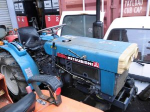 Mitsubishi Tractor The most recent stock as at Luly 10, 2018 Click
